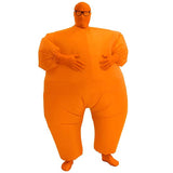 Funnyinflatable Halloween Full Body Inflatable Costume Lovely Dancing Jumpsuit Funny Fancy Dress Blow Up Suit Cosplay Party Toy For Adults