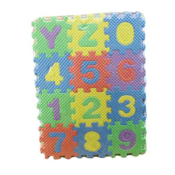 Baby Digital Bubble Puzzle (36pcs)