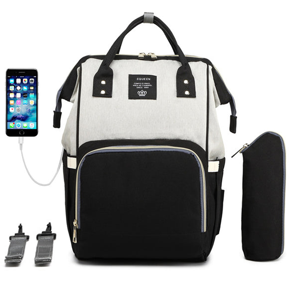 Baby Bag with USB