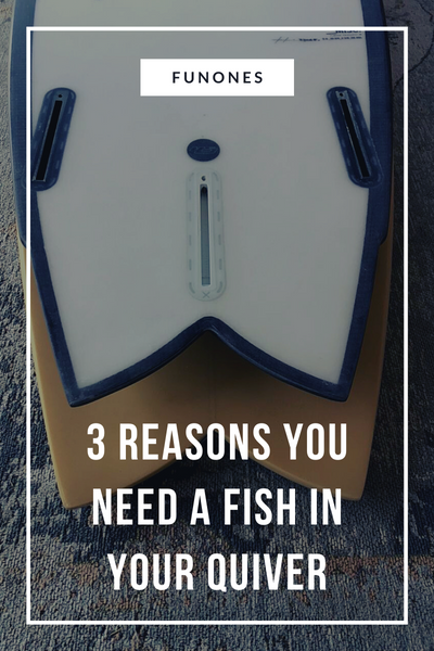 3 Reasons You Need a Fish in Your Quiver