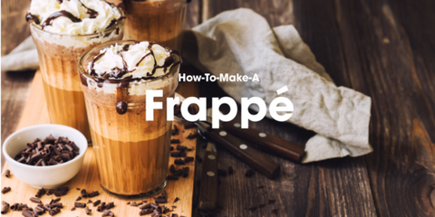 How to Make a Frappe