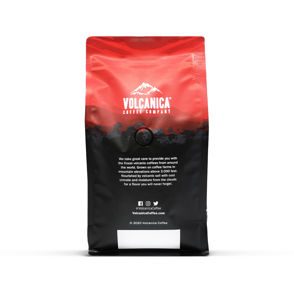 Eggnog Flavored Decaf Coffee - Volcanica Coffee