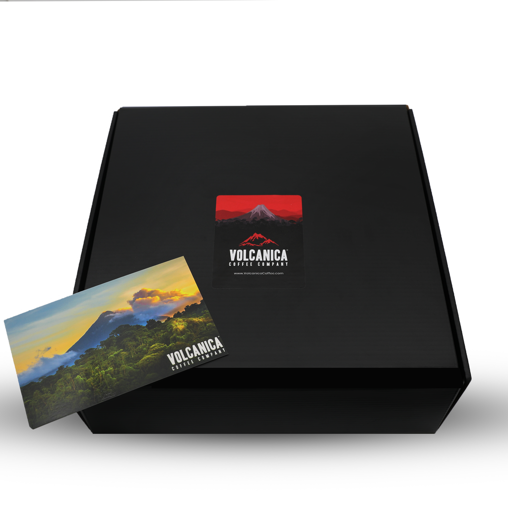 4 Pack Coffee Gift Boxes - Volcanica Coffee