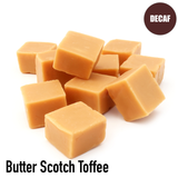 Butter Scotch Toffee Flavored Decaf Coffee - Volcanica Coffee