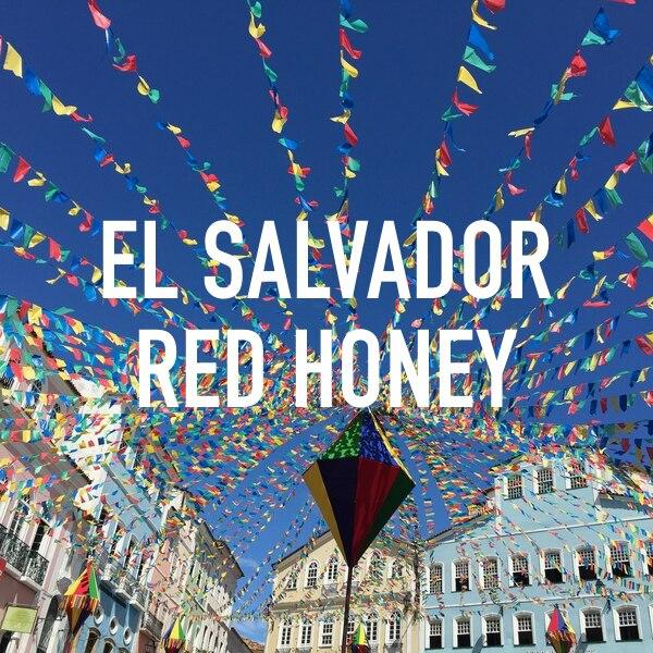 El Salvador Red Honey Coffee - Volcanica Coffee