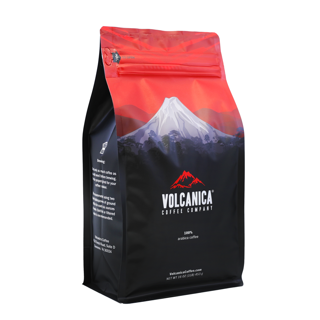 Honduras Natural Honey Process - Volcanica Coffee