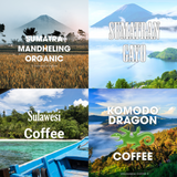 Indonesian Coffee Gift Box - Volcanica Coffee