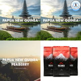 Papua New Guinea Coffee Gift Box