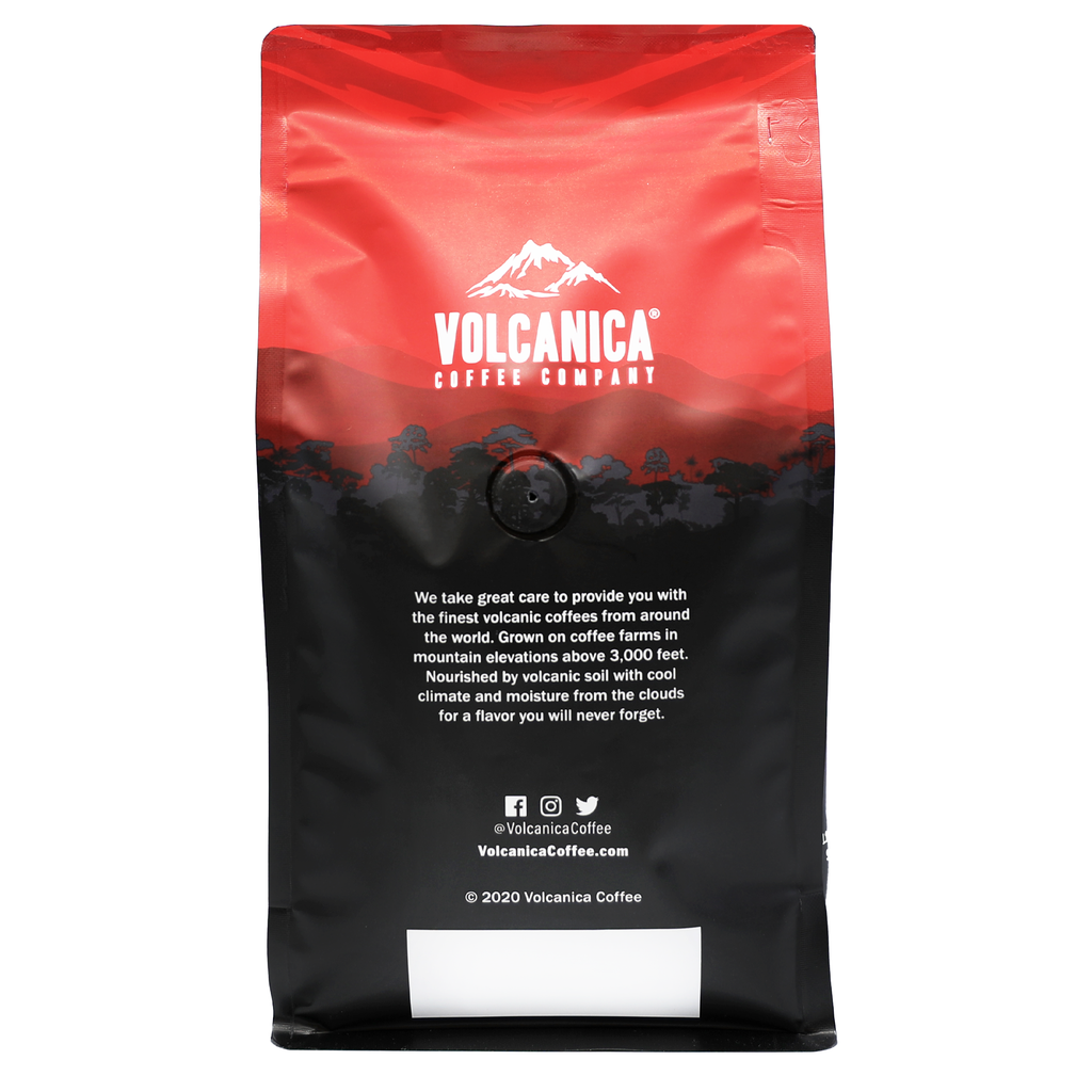 Salted Caramel Flavored Coffee - Volcanica Coffee