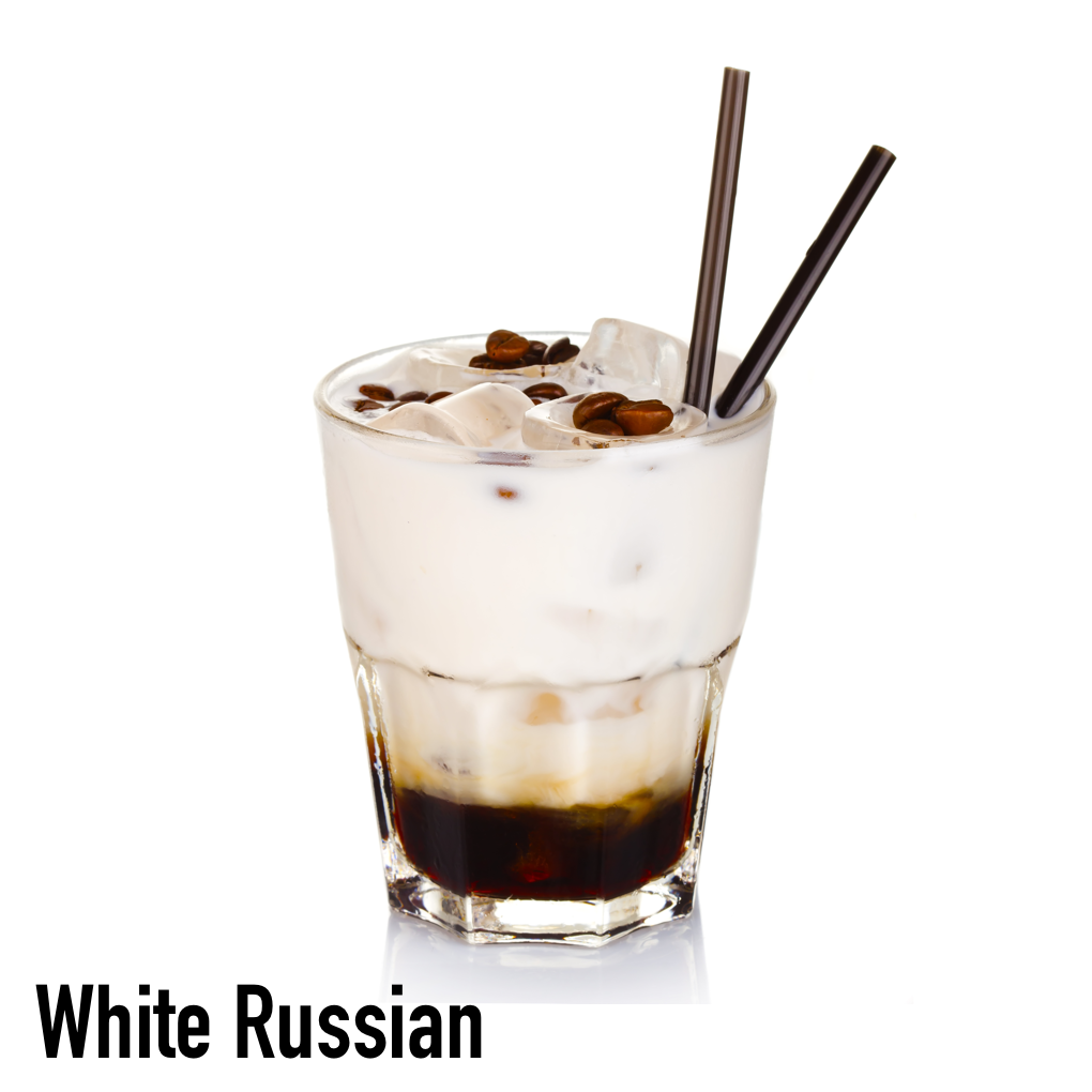 White Russian Flavored Coffee - Volcanica Coffee