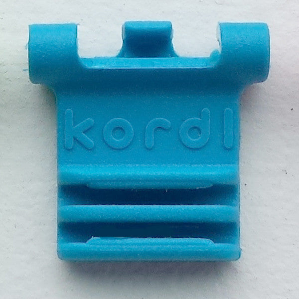 Blue kordl - front view