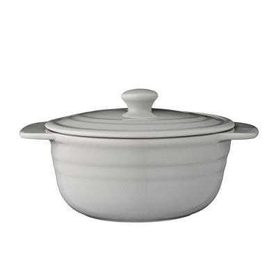 Serving Pot with Lid