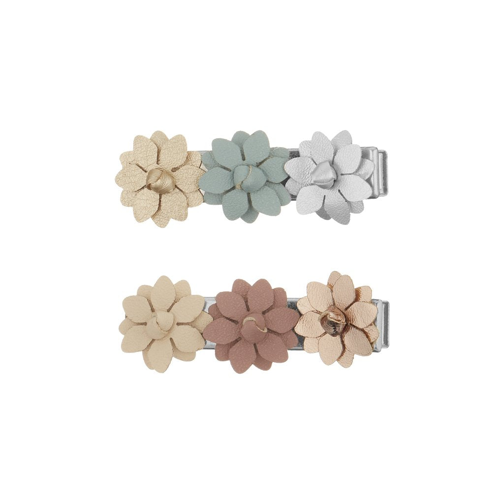Bloom Floral Clips