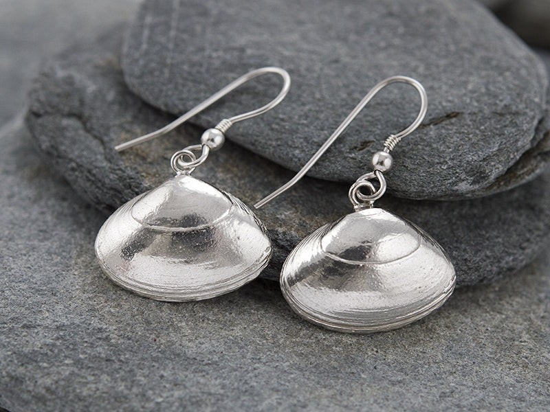 Padstow Clam Earring