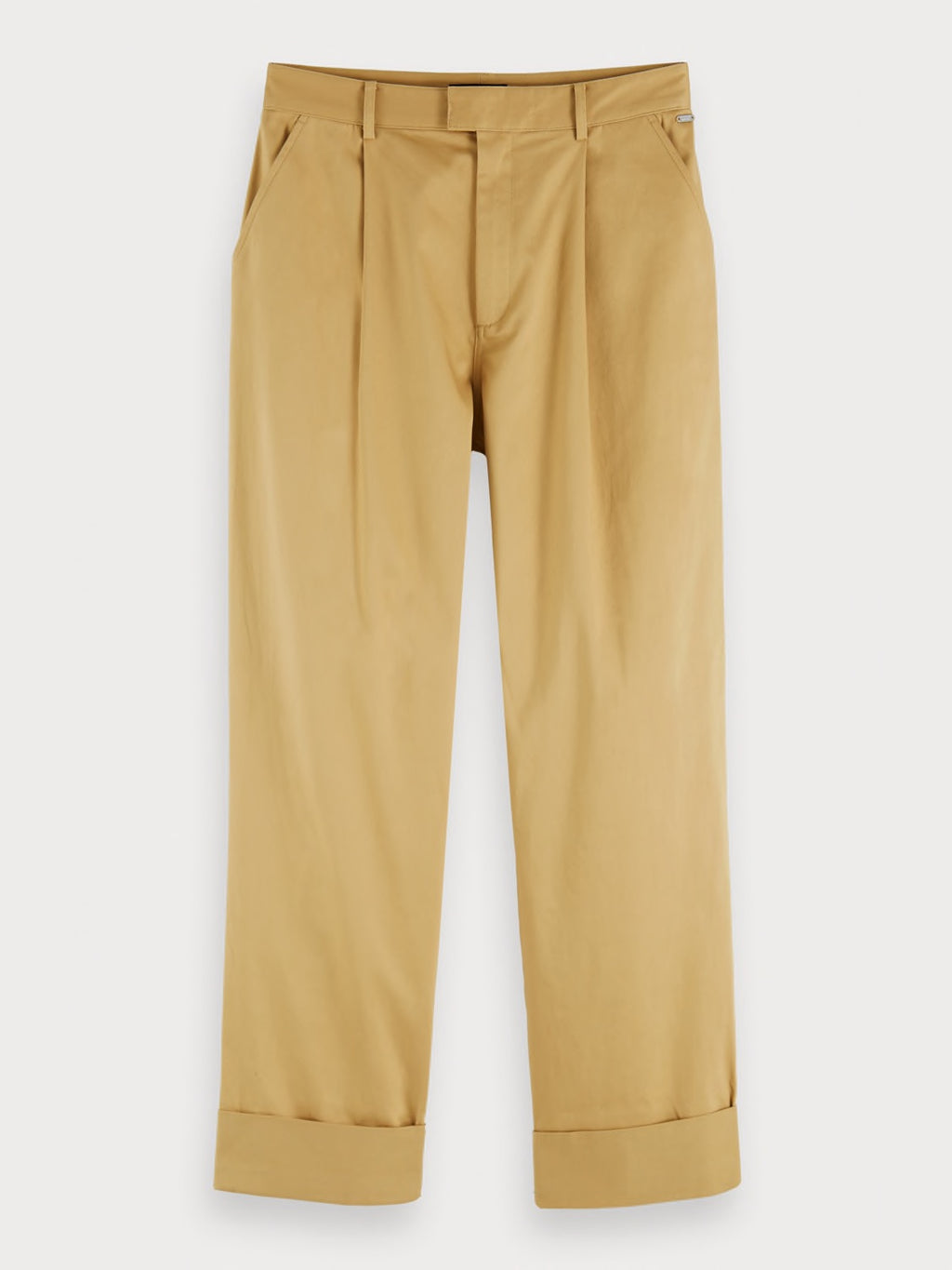 Scotch and Soda relaxed chino beige