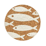 Fish Cork Placemats