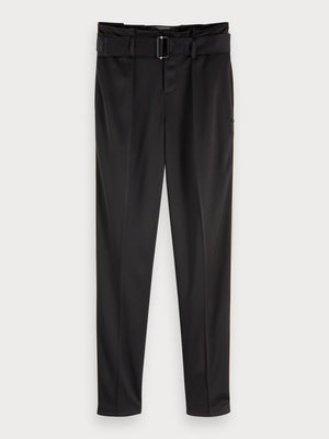 Scotch & Soda Women's High Waisted Trousers