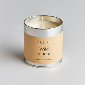 Scented Tin Candle