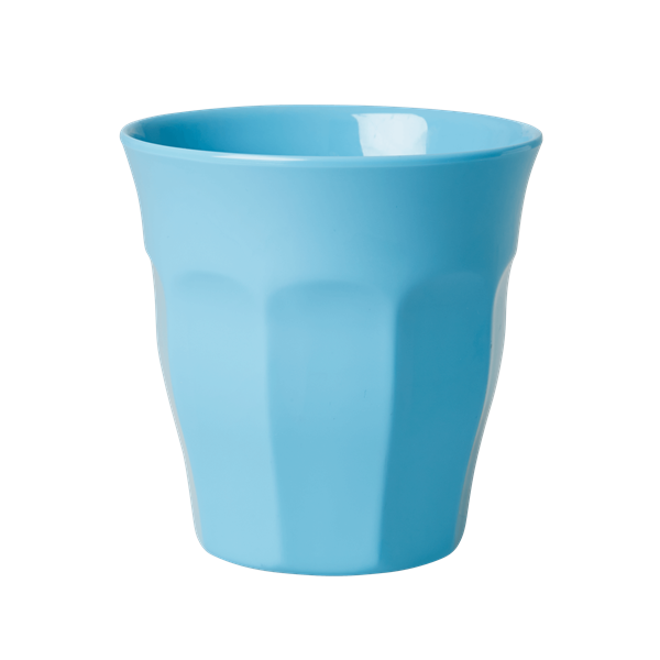Medium Melamine Cup - Assorted Colours