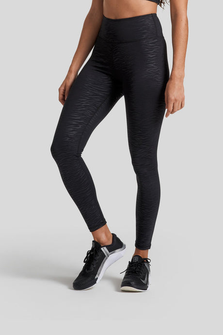 Riley Legging Zebra - The Quarterly