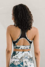 Load image into Gallery viewer, Savannah Tie Dye Bra Cosmos - The Quarterly