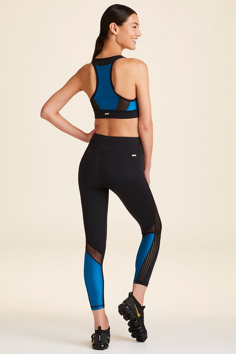 Blue Heroine Legging - The Quarterly