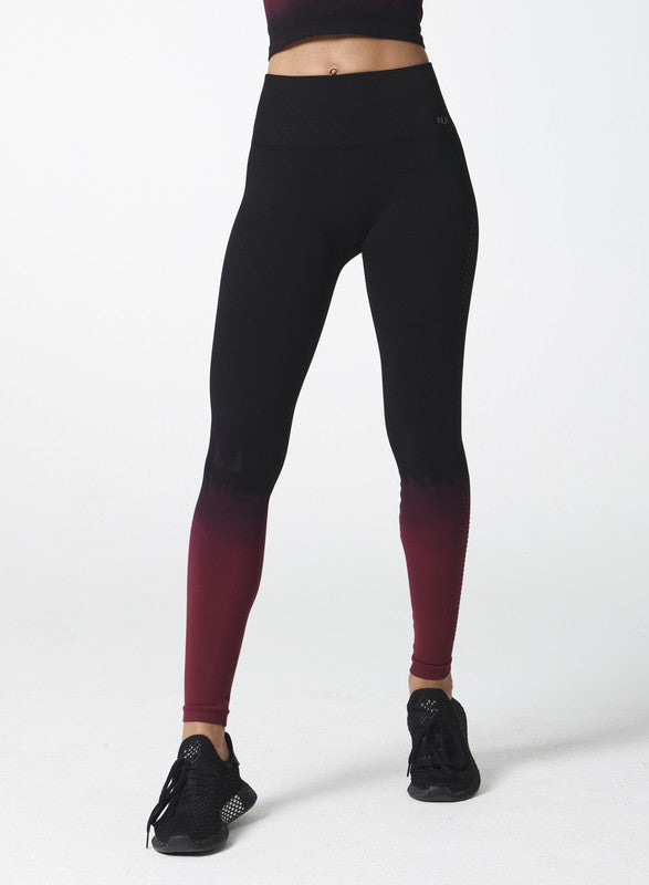 Awakened Ombre Dip Dye Legging - The Quarterly