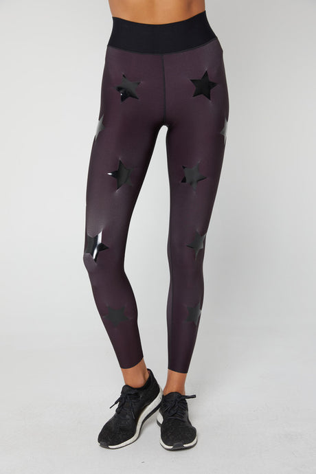 Ultra High Knockout Legging Espresso - The Quarterly