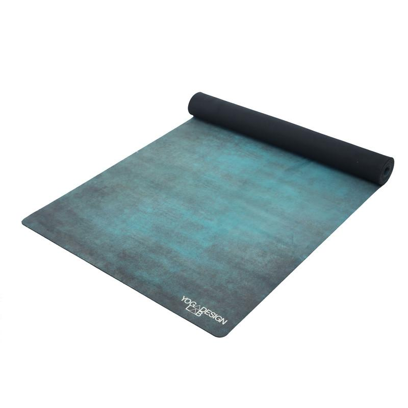 Commuter Yoga Mat Aegean Green 1.5MM - The Quarterly