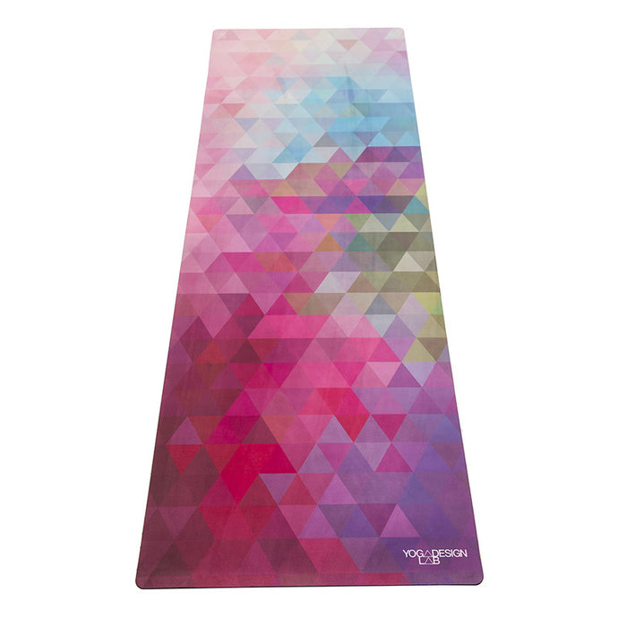 Commuter Yoga Mat Tribeca Sand 1.5MM - The Quarterly