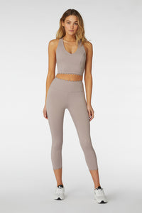 Make a Wish Crop 3/4 Legging - The Quarterly