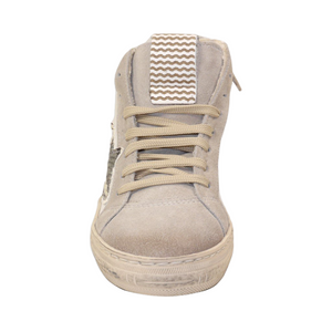 Hightop Star Sneaker - The Quarterly