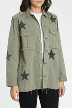 Load image into Gallery viewer, Camilo Star Ulility Jacket - The Quarterly