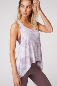 Solar Mist Tie Dye Tank - The Quarterly