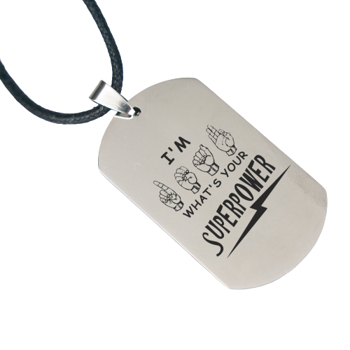 ASL Necklace