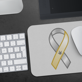 "ASL Merchandise ""Awareness"" Mouse Pad ASL Accessories"