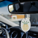 "ASL Merchandise ""ILY Pineapple"" Air Freshener 3pk ASL Accessories"
