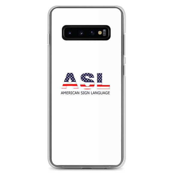 ASL Phone Case