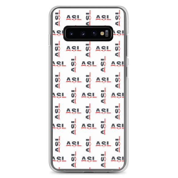 Sign Language Phone Case
