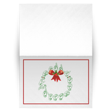 "Holiday ""ASL Wreath"" ASL Christmas Cards"