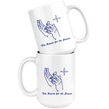 "Holiday ""ASL Jesus"" Ceramic ASL Coffee Mug"