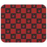 "ASL Merchandise ""ILY Checkered"" Mouse Pad ASL Accessories"