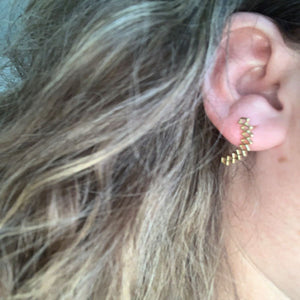 Emma Ear Crawlers (Gold & Silver Options)