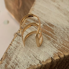 Load image into Gallery viewer, Alexis Ear Cuff (Gold & Silver Options)