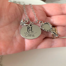 Load image into Gallery viewer, Inspirational Charm Necklaces - 5 different choices