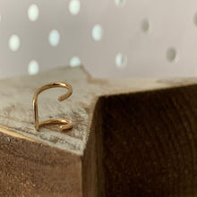 Load image into Gallery viewer, Cora Ear Cuff (Gold & Silver Option)