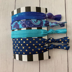 No-Snag Hair Ties