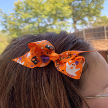Load image into Gallery viewer, Halloween Hair Bows
