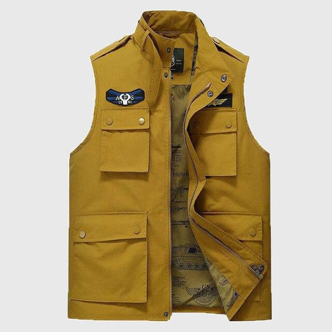 Gilet sans Manche Homme Aviation
