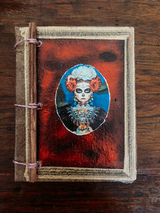 Hand painted journals